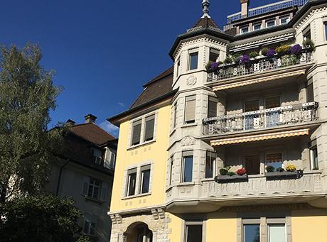 Büro in Zürich